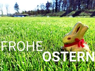 Der Sportclub wünscht FROHE OSTERN!