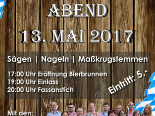 KIRMES in Kempenich vom 13. - 15. Mai 2017