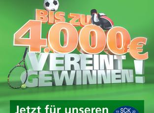 WIR zusammen - VEREINT gewinnen mit der AOK Rheinland-Pfalz/Saarland!