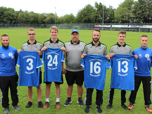 1. Mannschaft freut sich auf Rückkehr ins Kreisliga-Oberhaus und startet in die Meisterschaftrunde 2