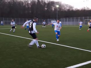 Endlich geht es wieder los – 1. Mannschaft ist in das Fußballjahr 2019 gestartet. Sieg im ersten Mei