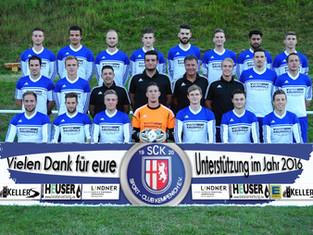 Fußballwunder bleibt aus – Erste Mannschaft schließt eine gute Saison auf dem zweiten Platz ab.
