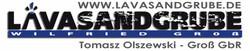 Lavasandgrube - Logo