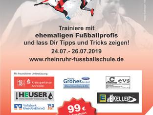 Rhein-Ruhr Fußballschule (by Holger Gaißmayer) wieder zu Gast in Kempenich.