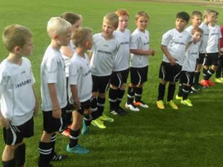F-Jugend der JSG Kempenich startet in die neue Saison