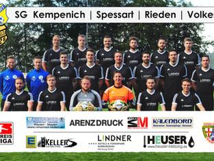 SG Kempenich setzt Siegesserie im Achtelfinale des Kreispokals fort und gewinnt Torspektakel gegen W