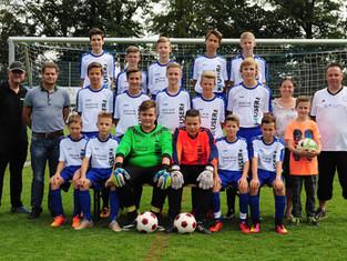 C-Jugend - Gute Vorbereitung und holpriger Start in die Meisterschaft