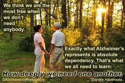 Alzheimer's Affects Families