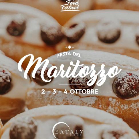 Festa del Maritozzo   2-3-4 Ottobre da Eataly Roma