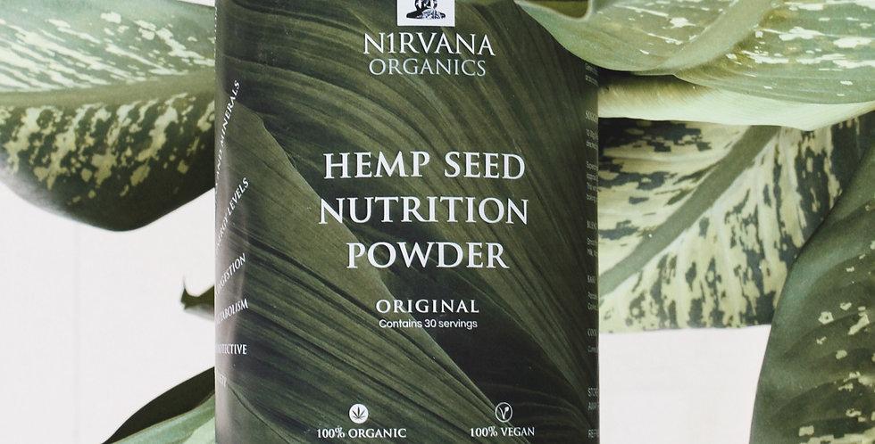 hemp seed nutrition powder 500g