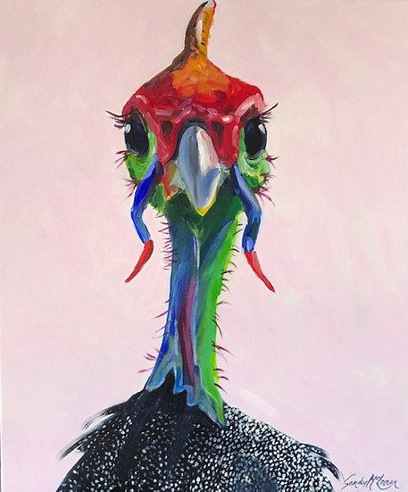 Guinea Fowl #1