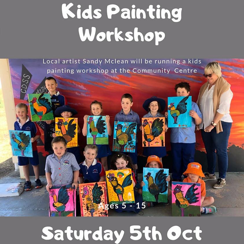 Kids Paint Workshop
