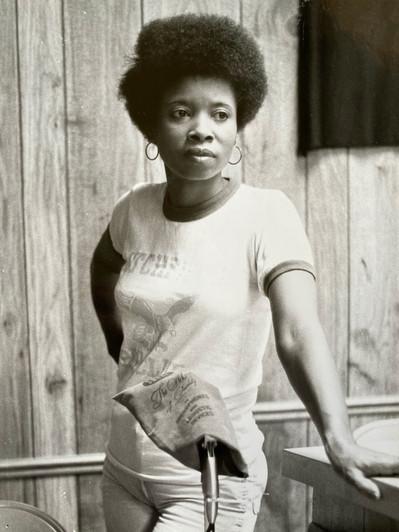 Mary Robinson a textile union organizer