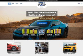 Automotive Car Wax & Detailing