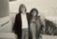 Fran Leeper Buss with Maria Elena Lucas