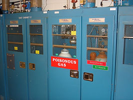 Microsemi poisonous gas