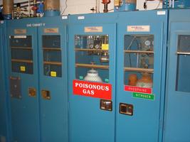 Microsemi poisonous gas