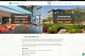 Tucson Commercial Janitorial & Landscape Services