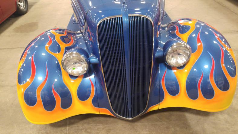 Waxed Roadster