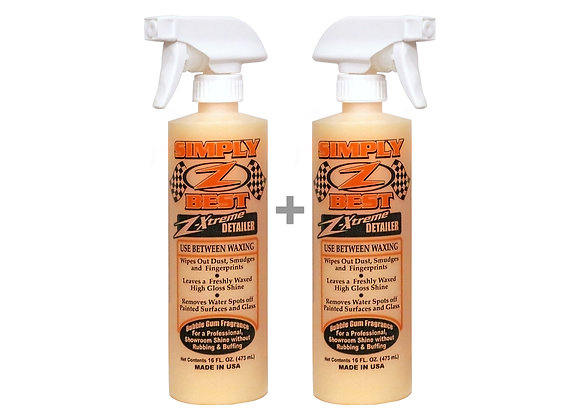 Simply Z-Best Z-Xtreme Detailer (2 - 16oz bottles)