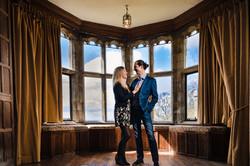 Lympne castle engagement shoot Kent