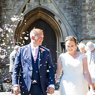 Craig and Emma Wedding