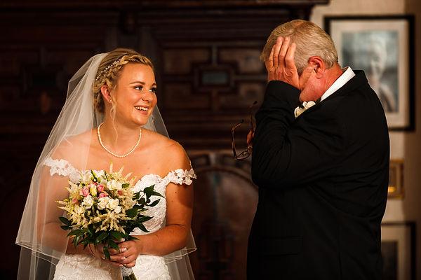 Allington Castle Bride and Dad.jpg