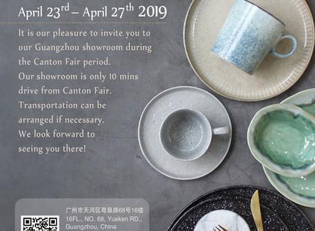 INVITATION - 2019 April