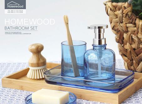 HOMEWOOD 2020 BATHROOM SET