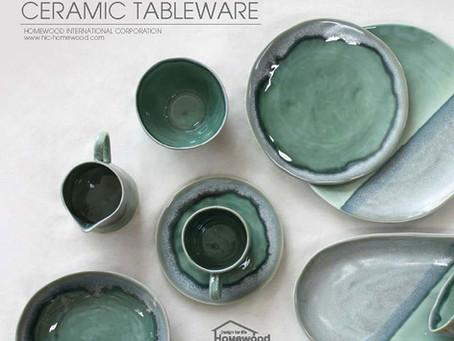 HOMEWOOD CERAMIC TABLEWARE