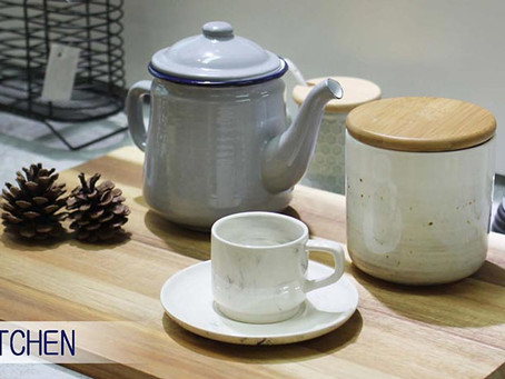 HOMEWOOD SHOWROOM COLLECTIONS - Kitchen Accessories