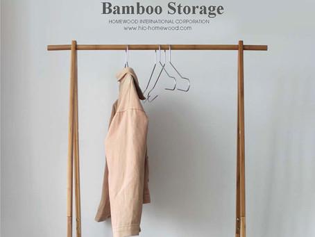 HOMEWOOD BAMBOO STORAGE
