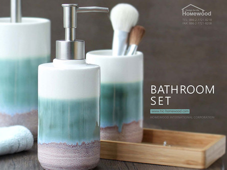 HOMEWOOD BATHROOM SET
