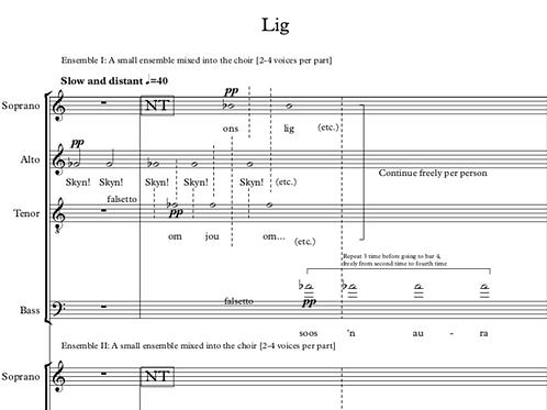 Lig for Choir