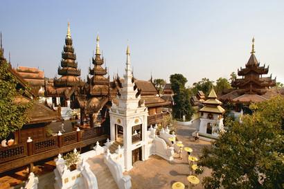 Dhara Dhevi (Chiang Maï, Thaïland)