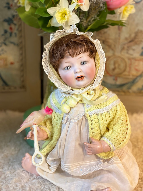 """Lifelike 19"""" Hertel Schwab 152 Baby"""
