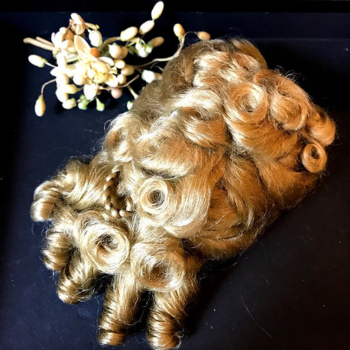 "Lavish Deep Blonde 10 1/4"" Wig ~DSB~"
