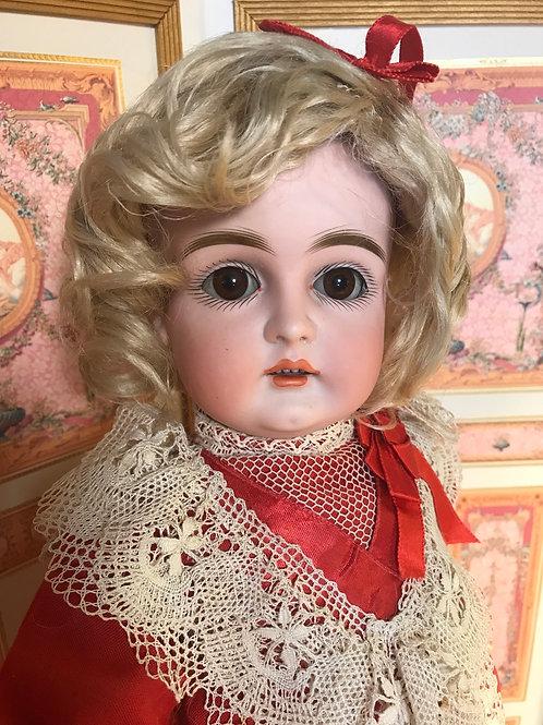 """Adorable 17"""" Kestner mold 129"""