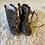 Thumbnail: Wonderful French Fashion Boots sz. 8
