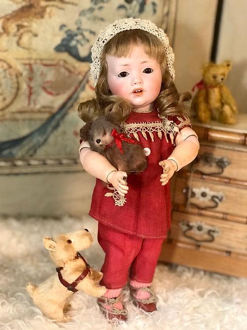 "Adorable 11"" Hilda Toddler"