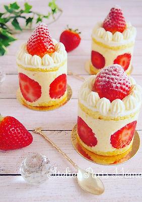 パリのお菓子教室 パリ お菓子教室 パン教室 フラワーケーキ