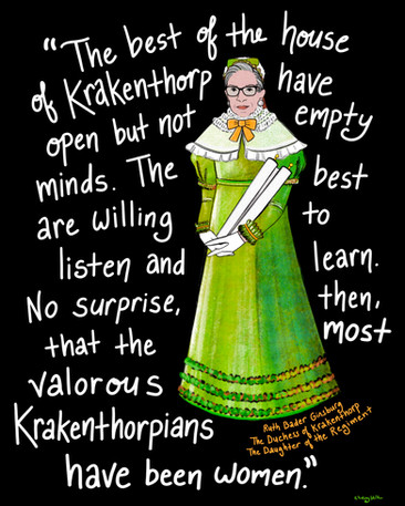 Duchess of Krakenthorp