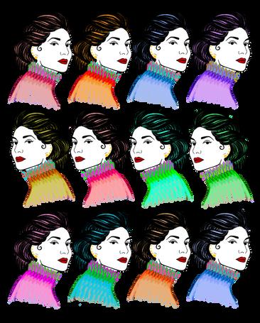 Callas Pop Art