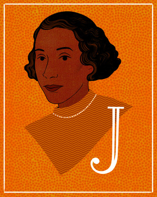 J is for Julia Perry