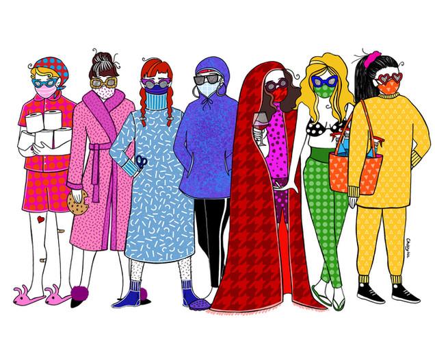 Bitches of Quarantine