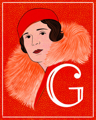 G is for Germaine Tailleferre