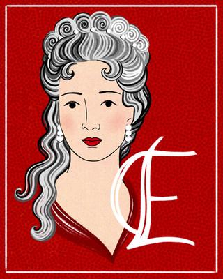 E is for Elisabeth Jacquet de La Guerre