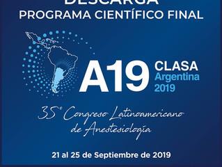 CLASA Meeting 2019