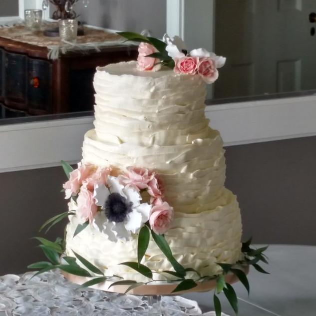 modern ruffle wedding.jpg