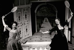 Tricia Pauluccio and Elizabeth Richmond